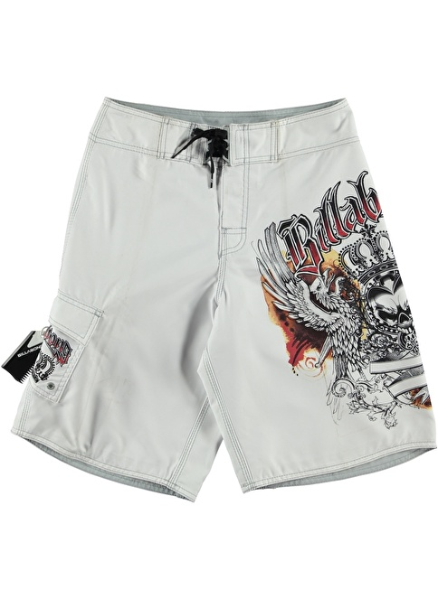 Billabong Board Short Beyaz